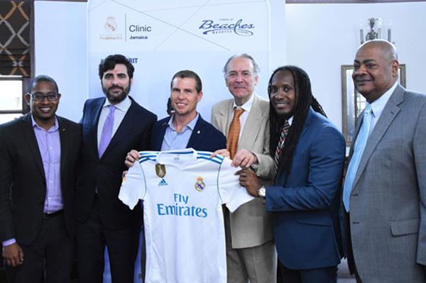 Beaches Kicks Off Real Madrid Partnership