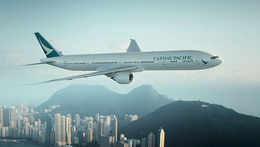 Cathay's 35th YVR Birthday Benefits A Charity