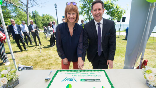 Enterprise Marks A Milestone In Canada
