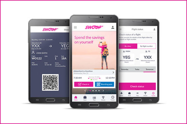 Swoop Introduces New Mobile App
