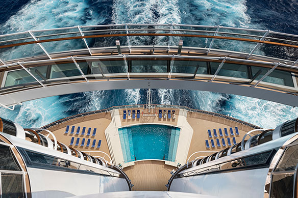 Win a Sunwing cruise for two onboard MSC Seaside…