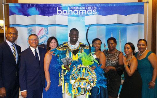 Bahamas celebrates