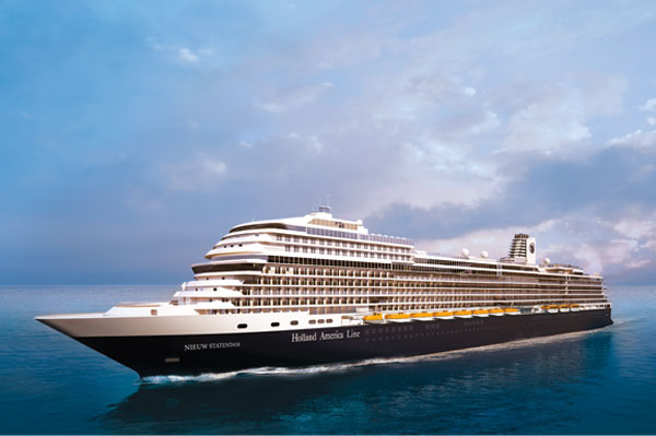 HAL's Statendam Reflects Evolution of Pinnacle Class