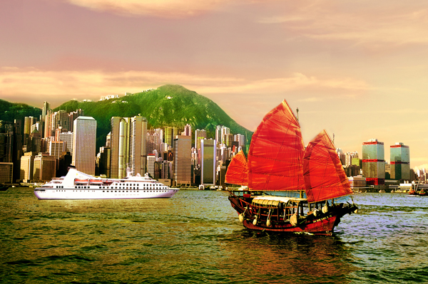 Cathay launches non-stop Seattle-Hong Kong service