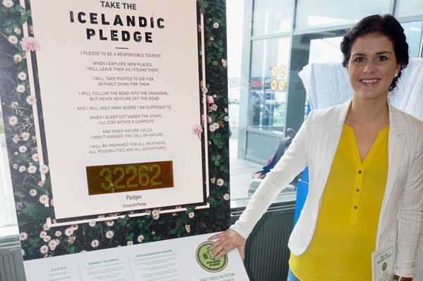 Iceland committed to 'Responsible Travel Behaviour'
