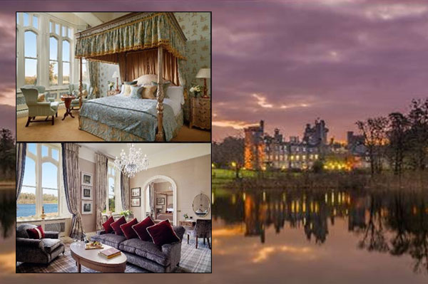 Dromoland Castle Completes €20 Million Refurbishment
