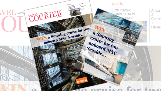 Win A Sunwing Cruise For Two Aboard MSC Seaside