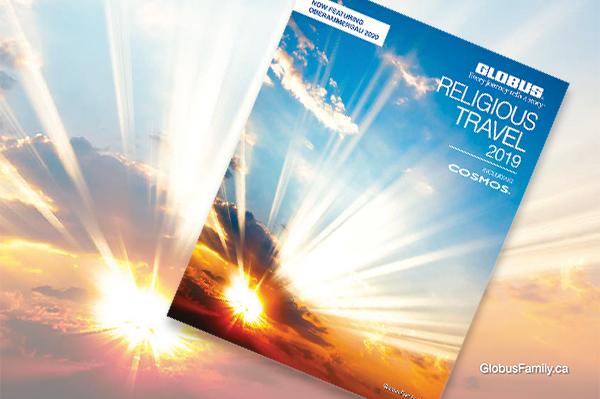 Globus, Cosmos Launch 2019 Faith-Based Brochure