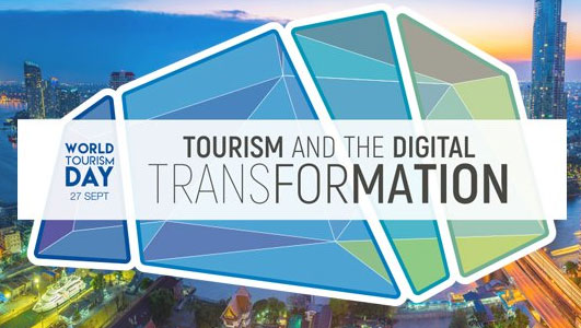 World Tourism Day Places Focus on Innovation