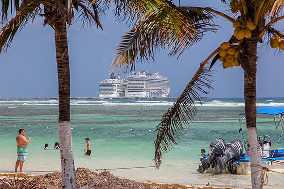 Fulfilling 'Bucket lists' driving increase in cruise spending