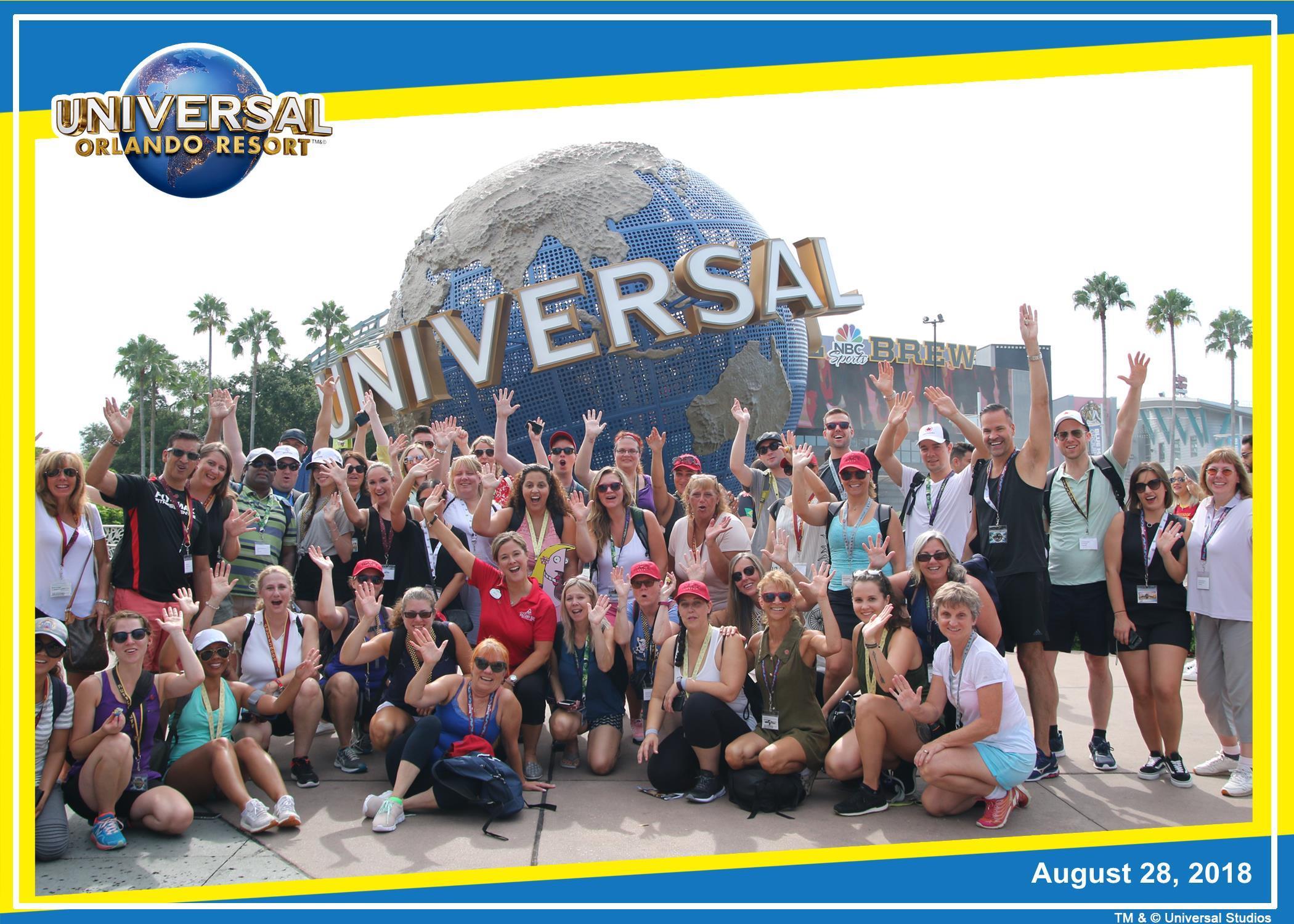 AC Race Scavenger Hunt Hits Universal Orlando