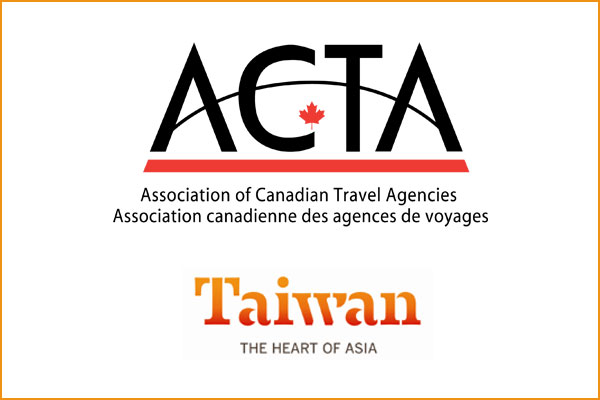 ACTA, Taiwan Tourism Bureau Team Up