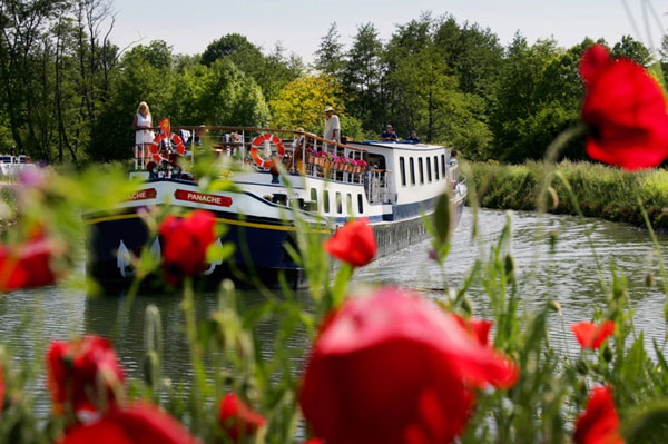 Book Early and Save With European Waterways