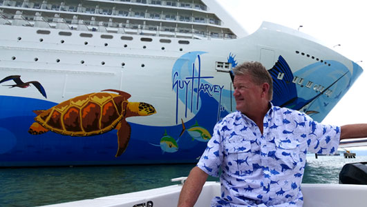NCL, Guy Harvey Host Special Conservation-Themed Cruise