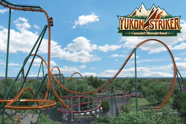 Take A Ride With Canada's Wonderland