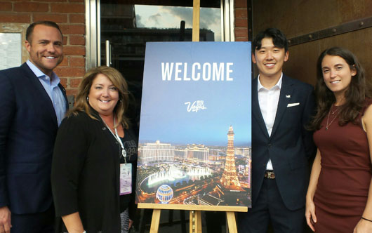 Vegas Makes a Splash at IncentiveWorks