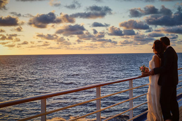 A Little Romance From Princess Cruises