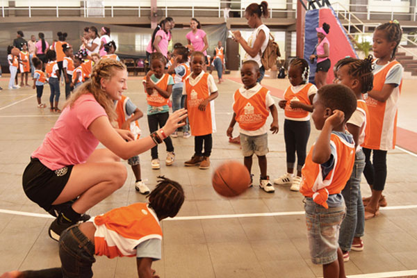 Sunwing Foundation helps out in Jamaica