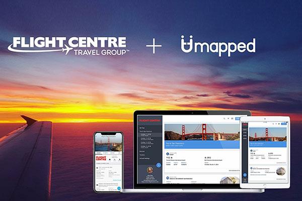 Flight Centre Acquires Umapped
