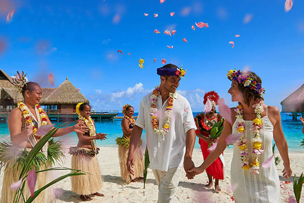 Luxury Weddings Beyond the Caribbean