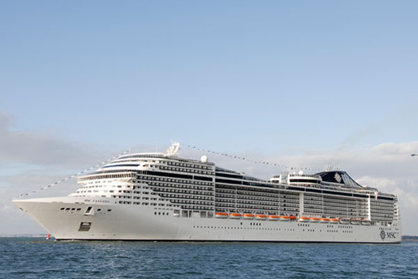 MSC Fantasia Adds Naples to Summer Sailings