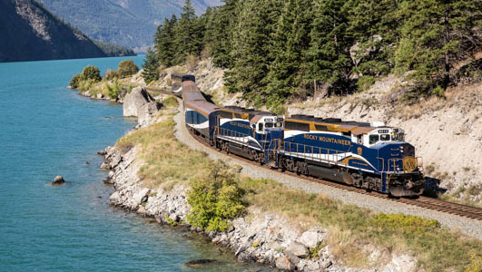 Rocky Mountaineer Expands 2019 Travel Options
