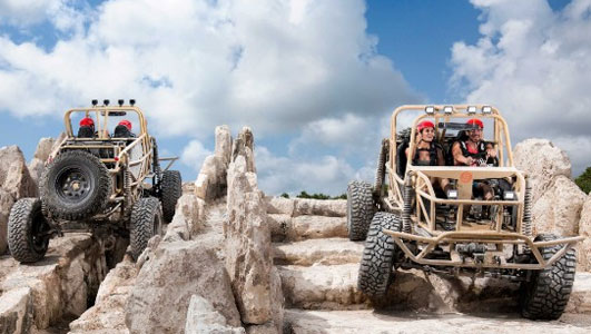 New Adventure Park Set To Open in Cancun