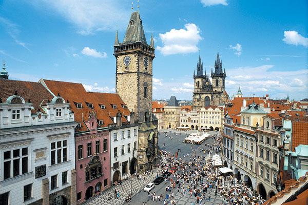 Eurail Unveils New Czech Republic-Poland Pass