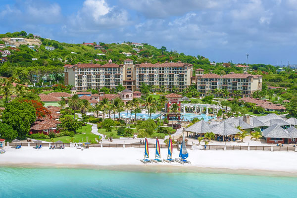 Sandals singles only resorts