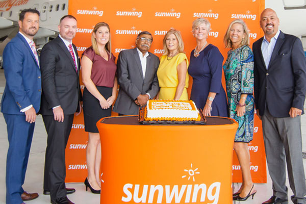 Another First For Sunwing