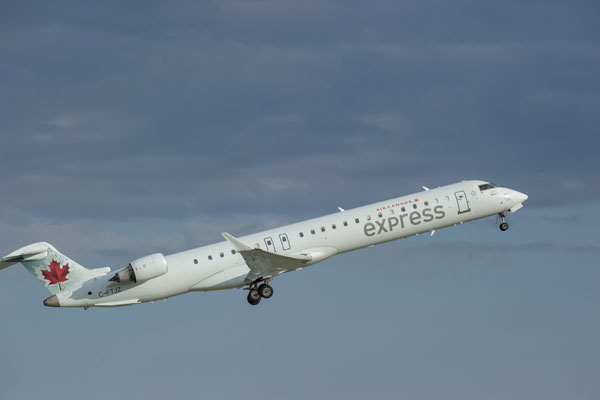 Air Canada Amends CPA With Jazz