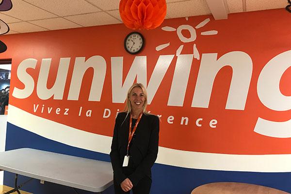 Sunwing Picks Chayer In Quebec
