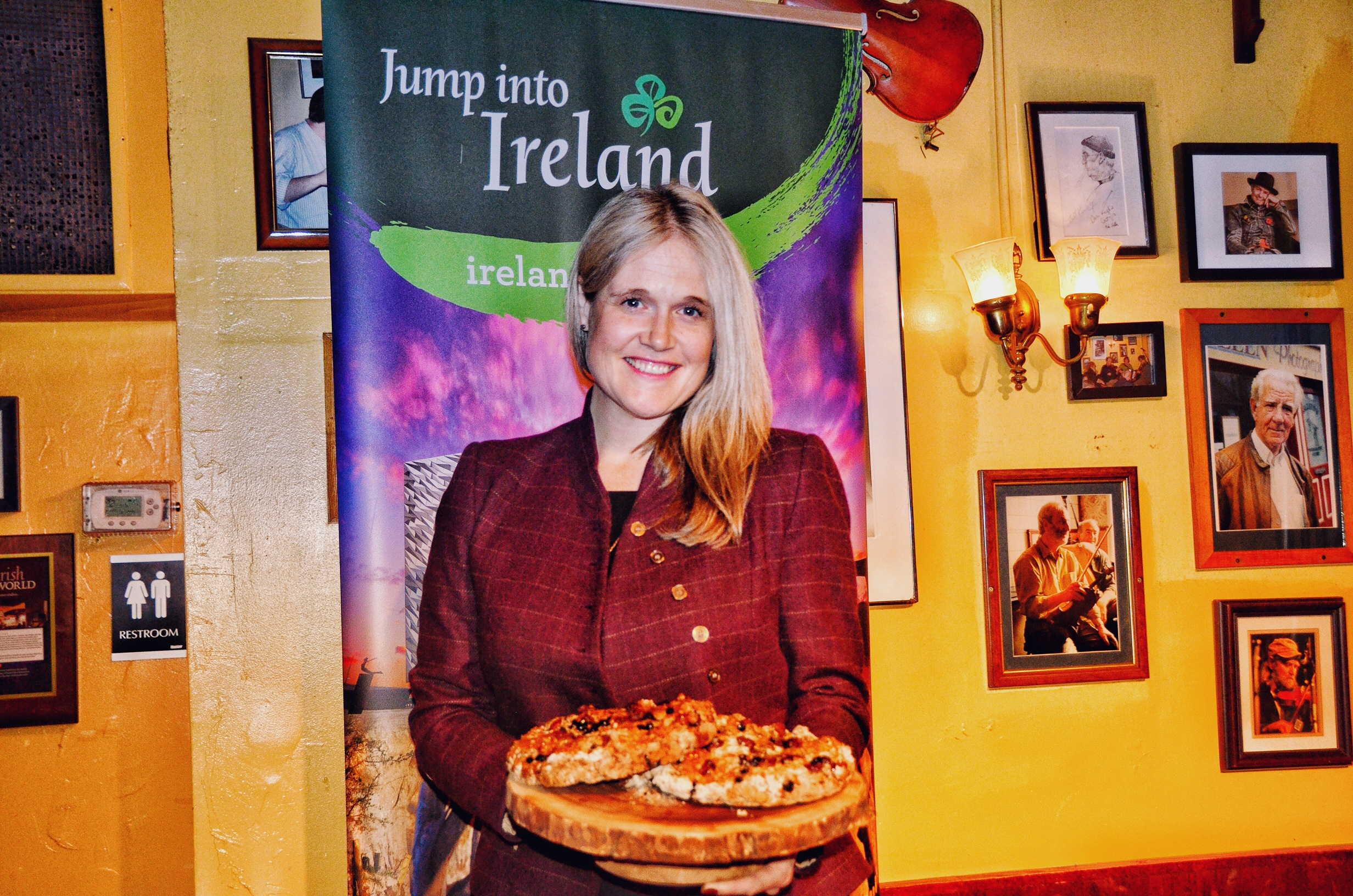 Tourism Ireland Celebrates Samhain (Halloween)