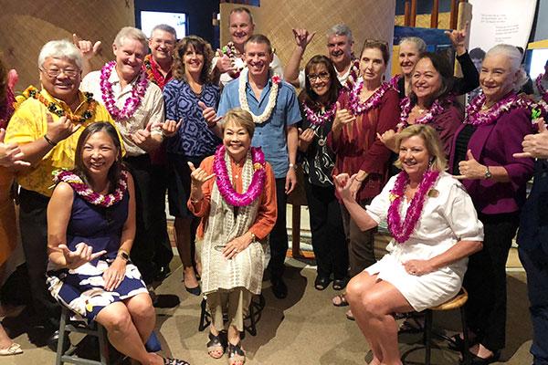 NCL Celebrates Hawaii
