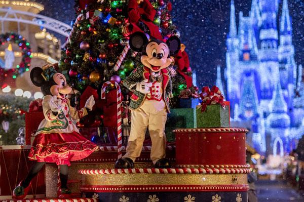 Festive season gets magical in Orlando