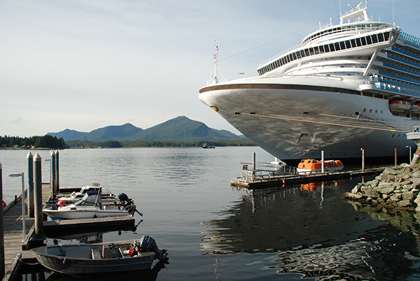 Discovering Alaska with Princess Cruises