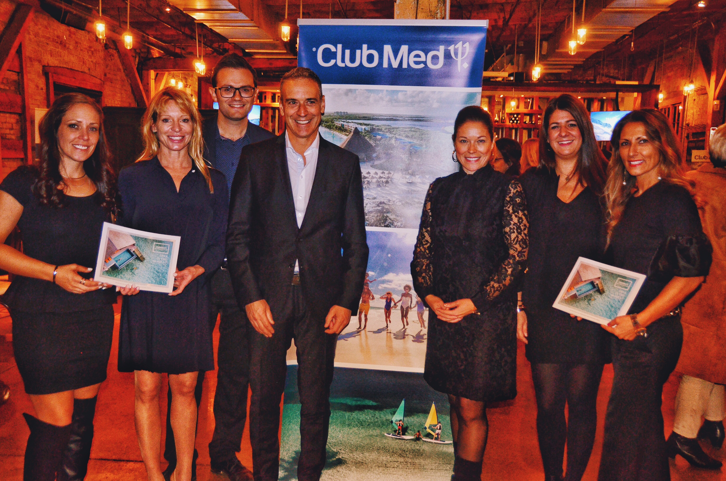 Club Med Blazes The Trail For Growth