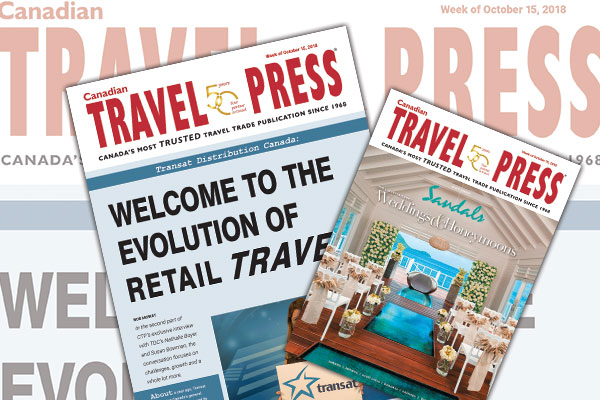 Welcome To The Evolution Of Retail Travel