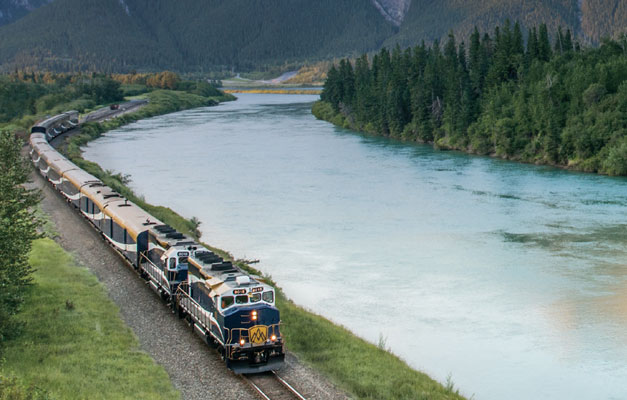 Making TRACKS With Rocky Mountaineer