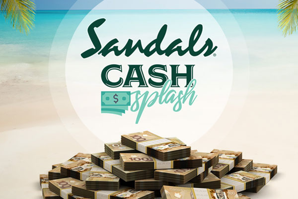 Sandals Makes A Splash With Agency Incentive