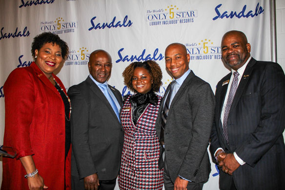 Sandals reaffirms its commitment to agents