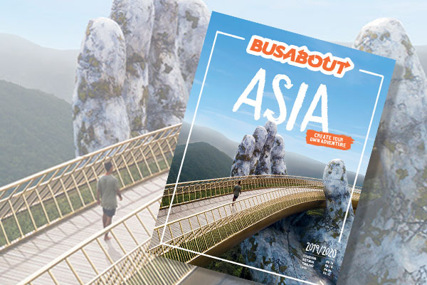 Busabout Launches 2019-20 Asia Program