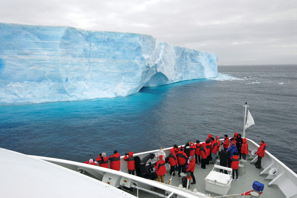 Silversea Sailings Explore The Polar Regions