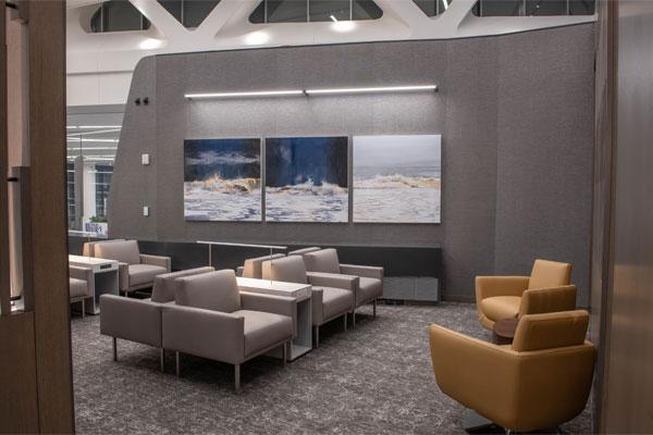 AC Opens Newest Maple Leaf Lounge at LaGuardia