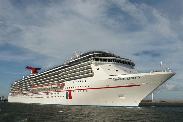 Carnival Legend to sail extensive European schedule