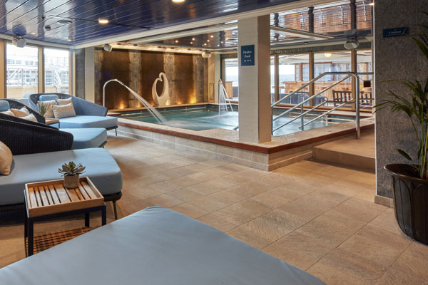 Cunard Launches A New Holistic Spa Concept
