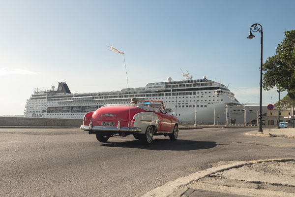 MSC Armonia in Miami, Set For First Sailing To Cuba