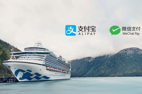 Princess Offers Alipay, WeChat Pay Onboard Ruby Princess