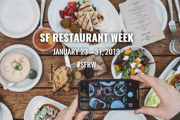 San Francisco Restaurant Week Returns Jan. 23