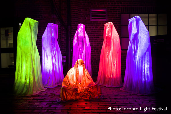 Toronto Light Festival Set To Shine Jan. 18